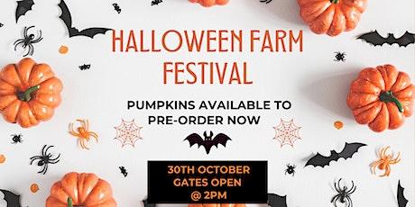 Halloween Farm Fest tickets