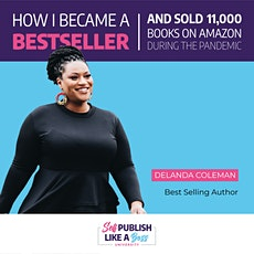 Masterclass: How I Became a Bestseller and Sold 11,000 Books on Amazon Duri tickets