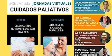 Jornadas 2021 Cuidados Paliativos entradas