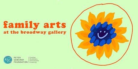 Family Arts at the Broadway Gallery: Family Arts Spook-tacular tickets