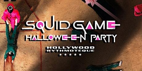 SQUID GAME - Halloween Party @Hollywood Milano biglietti
