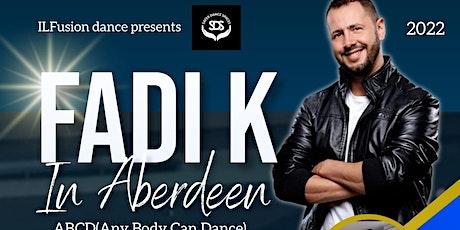 Fadi K in Aberdeen tickets