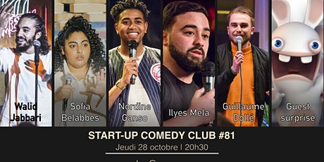 Start-up Comedy Club #81 billets