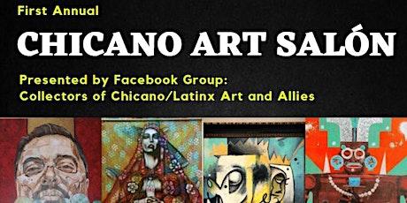 Chicano Art Salon tickets