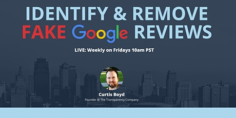 Identify & Remove Fake Google Reviews | Transparency Training | Target  tickets