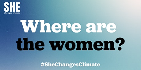 COP26 Gender Day: Champions of Solutions hosted by SHE Changes Climate tickets