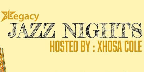 Deschanel Gordon: Legacy Jazz Nights tickets