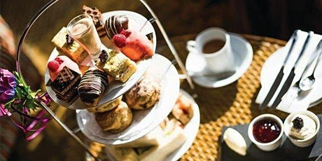 Psychic Tea Party: Afternoon Tea & 1-2-1 Reading tickets