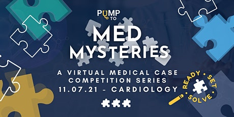 MedMysteries Case Study Competition - Cardiology tickets