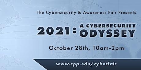 Cybersecurity & Awareness Fair 2021 tickets