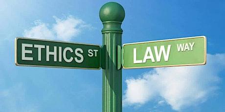 {Recording} California MFT Law & Ethics 2021 - CAMFT  & SFCAMFT tickets