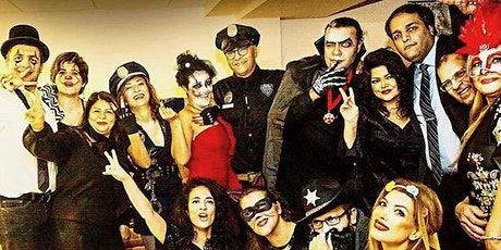 Halloweeeen Party 2021@ Behest Cafe & Lounge October 30, 2021 7:30pm tickets