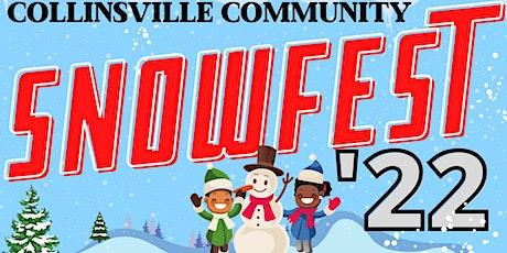 Collinsville Community SnowFest '22 tickets
