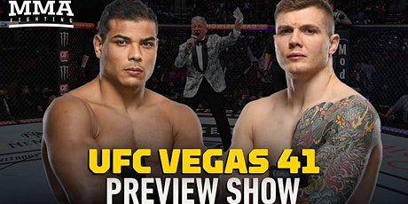 StREAMS@>! (LIVE)-UFC Vegas 41 fight card LIVE ON fReE MMA 23 Oct 2021 tickets