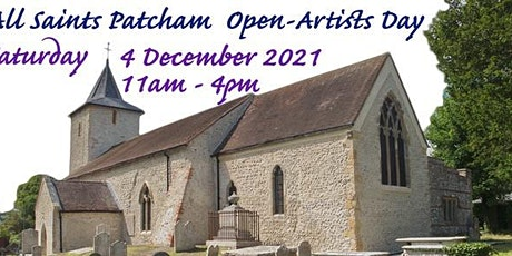 Artists Open Day at All Saints, Patcham tickets