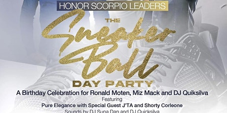 VIP Sneaker Ball - Day Party At The Eaton Hotel  Wild Day's Rooftop tickets