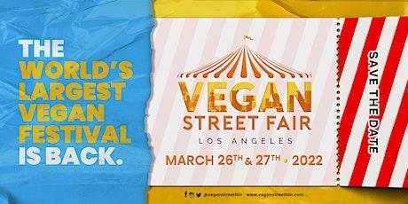 Vegan Street Fair 2022 - Premium Fast Passes tickets