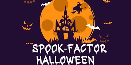 The Spook Factor - Full Holiday Activities. Book a weekly place here. tickets