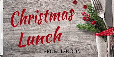 Christmas Community Meal tickets