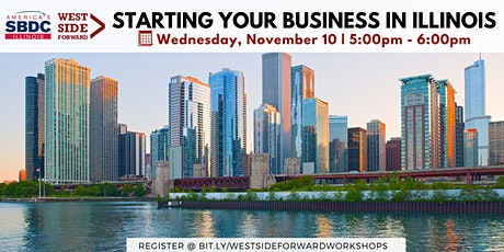 Starting Your Business in Illinois tickets