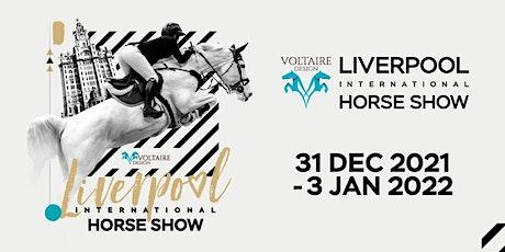 Liverpool International Horse Show tickets