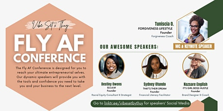 The Fly AF Conference tickets