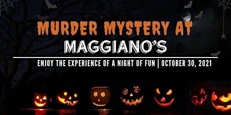 Tyson's Corner Halloween Murder Mystery Dinner tickets