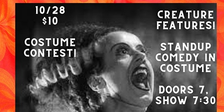 Comedy Spooktacular: Creature Features at O'Sullivan's! tickets