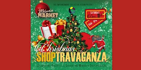 The Melanin Market-Christmas Shopping Extravaganza-Vendor Registration tickets