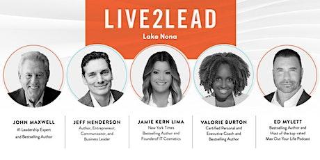 LIVE2LEAD LAKE NONA, FL 2022 tickets