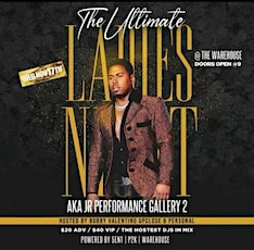 Bobby Valentino Hosts the Ultimate Ladies Night tickets