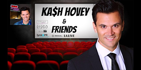 Kash Hovey and Friends tickets