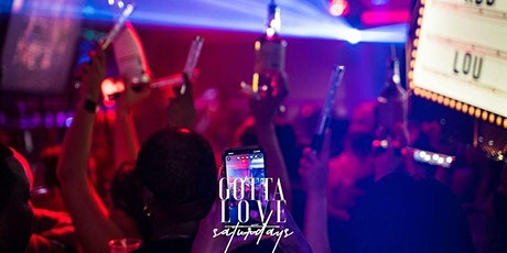 """GOTTA LOVE SATURDAYS"" at Society Lounge Silver Spring tickets"