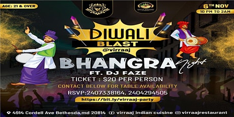 Diwali Blast tickets