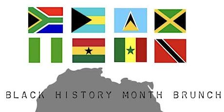 Black History Month Brunch tickets