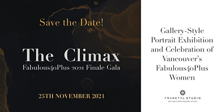 The Climax: Fabulous40plus Finale Gala tickets