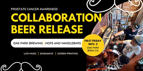 Beer Release - Collaboration with Oak Park Brewing tickets