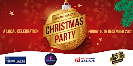 Experience Kingston's Christmas Party tickets