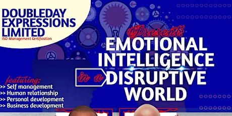 Emmotional Intelligence in a disruptive world tickets