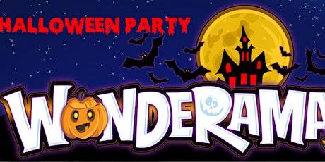 WONDERAMA HALLOWEEN PARADE AND PARTY tickets