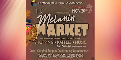 The Melanin Market - Vendor Registration tickets