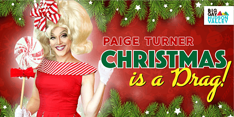 Paige Turner's CHRISTMAS is a Drag! (Newburgh) tickets