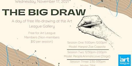 The Big Draw tickets