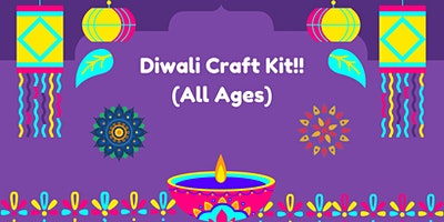 Diwali Craft Kit!!  (Kids of All Ages)