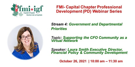 CPA CPD Webinar: Supporting the CFO Community as a Virtual Network tickets