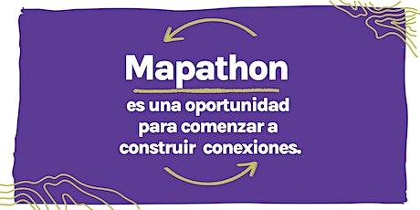 Evento de cierre Mapathon entradas