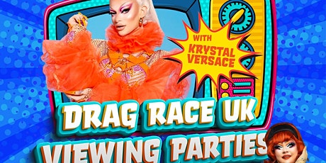 MANCHESTER - Season 3  viewing party - Week 6 (Krystal Versace) ages 18+ tickets