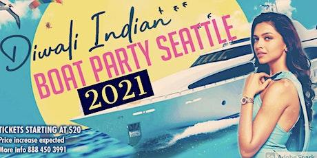 Diwali Bollywood Boat Cruise Seattle  2021 tickets