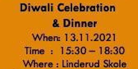 Diwali Celebration 2021 by VHP Norway tickets