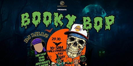 THE BOOKY BOP | Bournemouth Freshers 2021 tickets